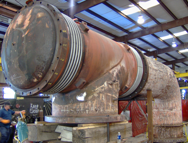 "54"" Pressure Balanced Elbow Expansion Joints for a Power Generation Plant (#87837-90745 - 12/06/2006)"