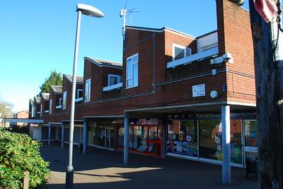 Eldene Shops Swindon 2015