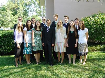 Elder Cordon Davies Mission