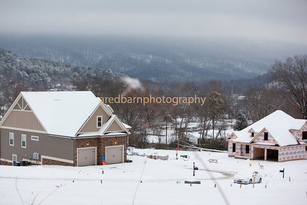 Snow 1/10/2011 ,7 inches in the Valley