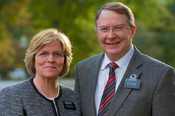 Elder and Sister Brett