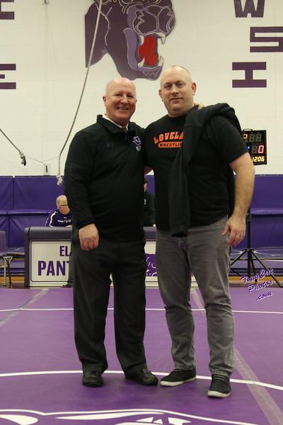 Chris Switzer was my practice partner at MSJ.
