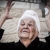 old people at kotel