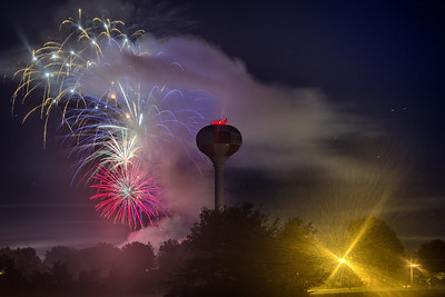 Eldon Fourth of July Fireworks - 2016-1-21
