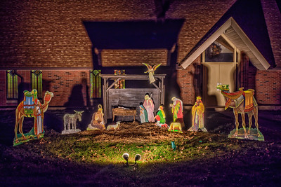 Eldon UMC Christmas Decorations-10
