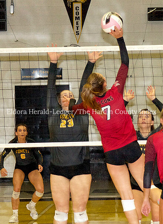 BCLUW Volleyball vs A-P