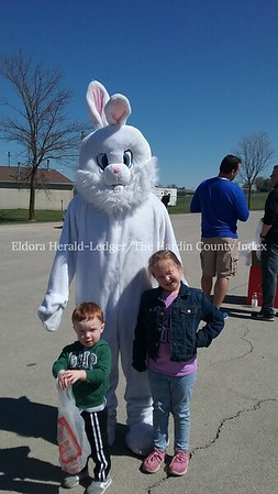 Eldora Rotary Easter Egg Hunt