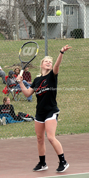 SH girls tennis 4-9