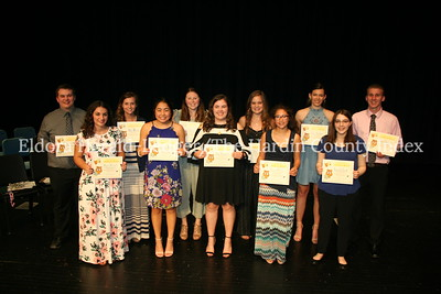 Senior Awards Night
