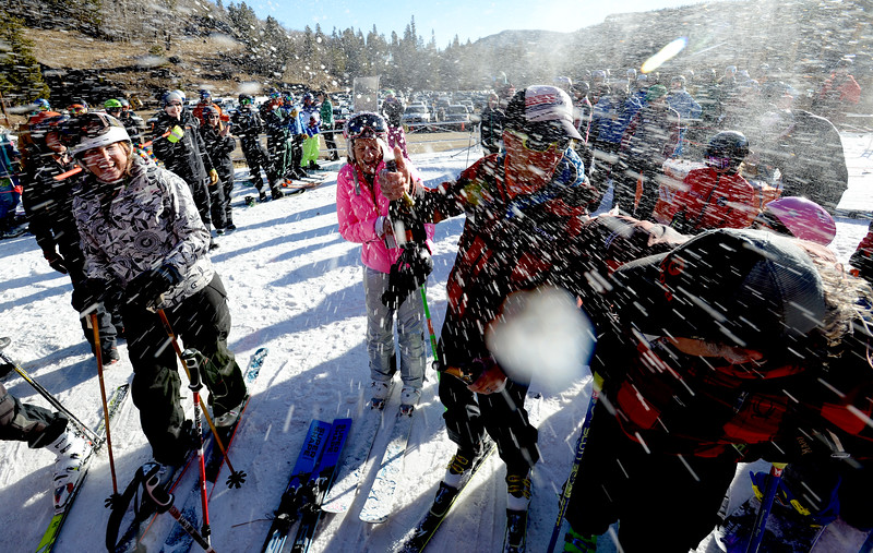 Eldora Ski Resort is Open