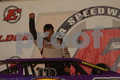 Eldora Speedway ALMS 5-29-16