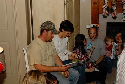 Eldredge Christmas Party 2007-4