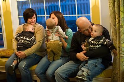 January 2012 Family Dinner
