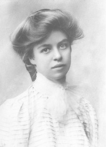 Eleanor, 1898. Franklin D. Roosevelt Library archives.