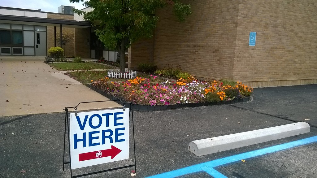 . A precinct in Madison Heights. Brian Johnston / Digital First Media