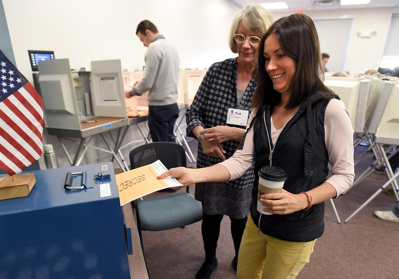 Election Day in Boulder County