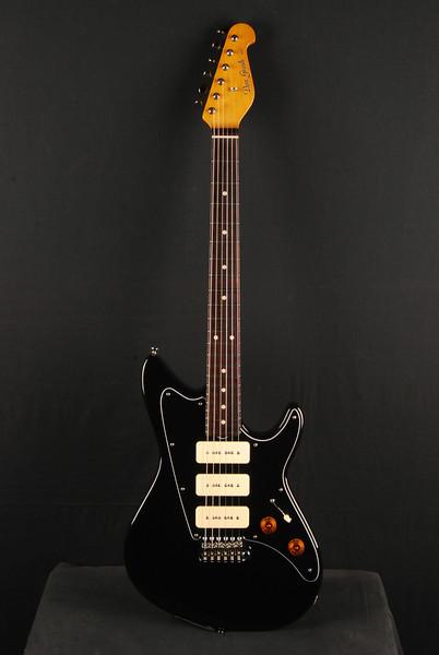Don Grosh ElectraJet Custom in Black, G90 Pickups