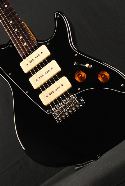 Don Grosh ElectraJet Custom in Black, G90 Pickups