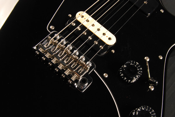 ElectraJet Custom, Black, G90/H Pickups