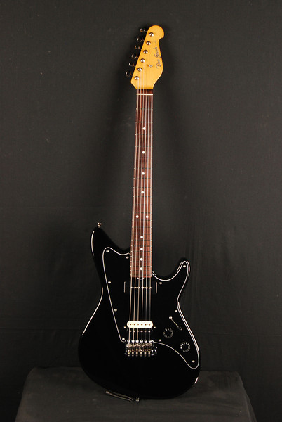 Don Grosh ElectraJet Custom in Black, G90/H Pickups