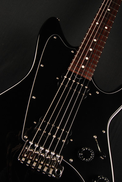 ElectraJet Custom, Black, HH Pickups