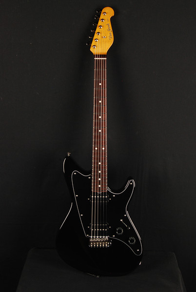 Don Grosh ElectraJet Custom in Black, HH Pickups