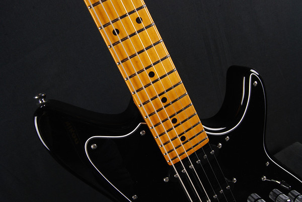 ElectraJet Custom, Black, SSH Pickups