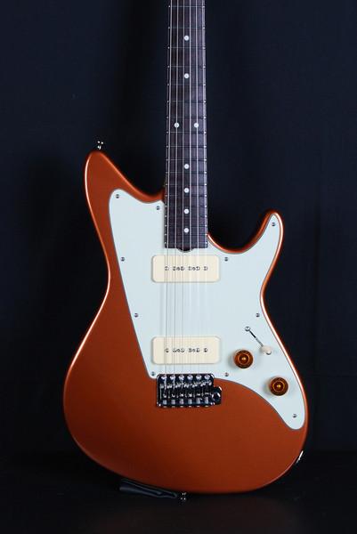 Don Grosh ElectraJet Custom in Copper Metallic, G90 Pickups