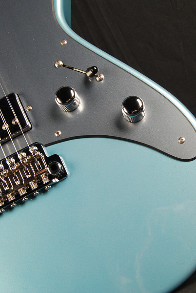 ElectraJet Custom, Glacier Blue Metallic, HH Pickups