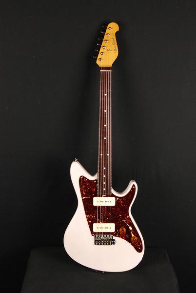 Don Grosh ElectraJet Custom in Mary Kay White, G90 Pickups