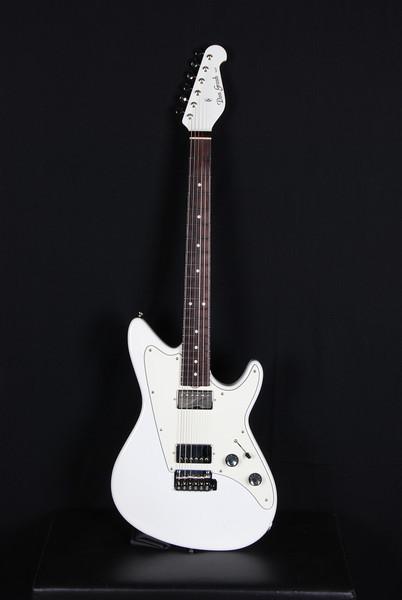 Don Grosh ElectraJet Custom in Olympic White, HH Pickups