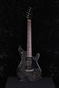 Don Grosh ElectraJet Special in Black with White Grainfill, G-90 Pickups