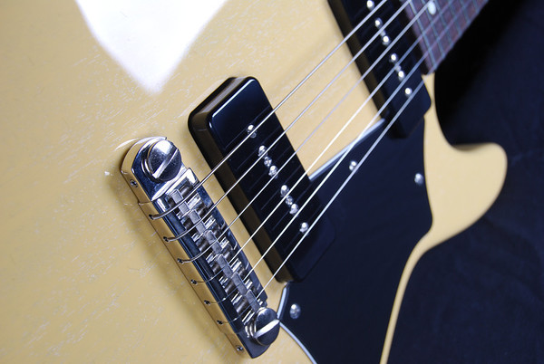 ElectraJet Special, TV Yellow, G-90 Pickups