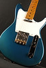 Don Grosh ElectraJet VT in Aged Lake Placid Blue, TT Pickups