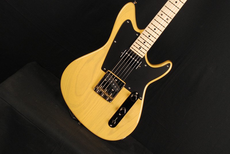 Don Grosh ElectraJet VT in Buttersotch, TH Pickups