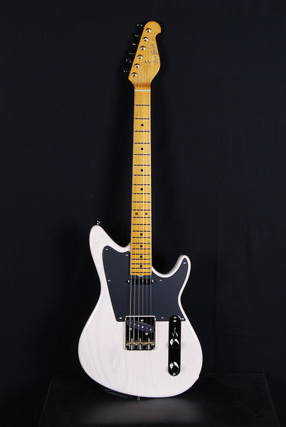 Don Grosh ElectraJet VT in Mary Kay White, TT Pickups
