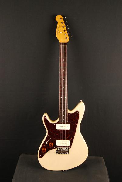 Don Grosh Lefty ElectraJet Custom in Mary Kay Blonde, G90 Pickups