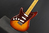 Don Grosh Lefty ElectraJet Custom in Trans Tobacco Burst, SSS Pickups
