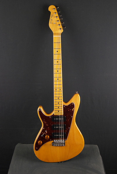 Lefty ElectraJet Custom, Vintage Natural, G90 Pickups