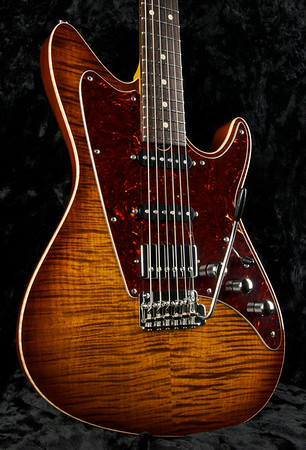 SuperJet #3497 Golden Eye Burst