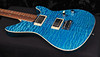 Don Grosh TurboJet in Aqua Blue, HH Pickups