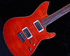 Don Grosh TurboJet in Phoenix Orange, HH Pickups
