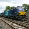 88003/88005 working Seaton to Sellaield at Bardon Mill