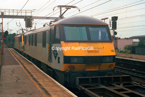 90142 at Colchester 1992