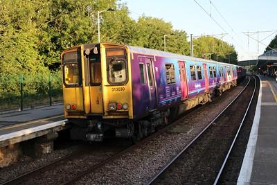 313030 at Hertford North   29/06/18