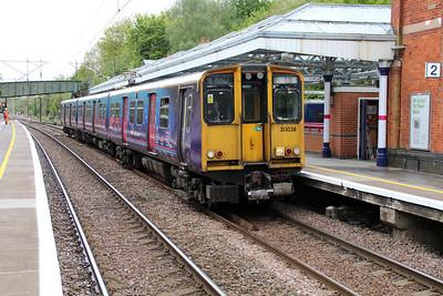 313038 at Hertford North 14/05/13.
