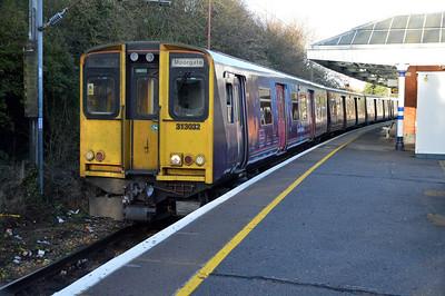 313032 at Hertford North  02/01/17