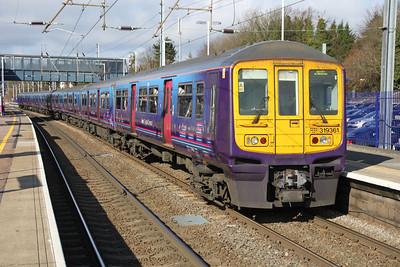 319361 south through Harpenden 24/02/12