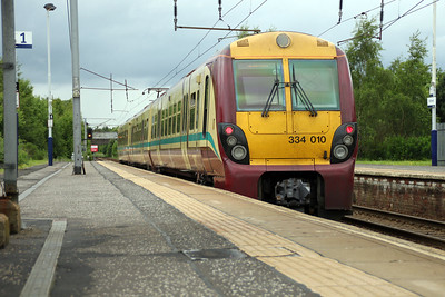 334010 at Holytown.