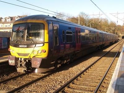 365536 at Welwyn North   13/12/10
